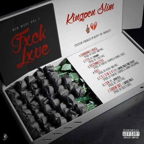 Kingpen Slim - FXCKLXVE (EP)