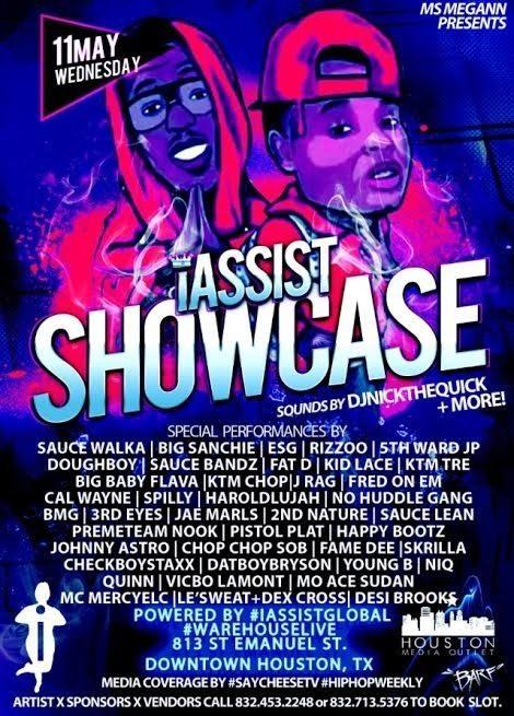 iAssist Showcase Rescheduled In Houston
