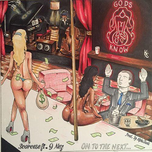 Scorcese ft. J Nez - On To The Next One (prod. by Alpha Davis)