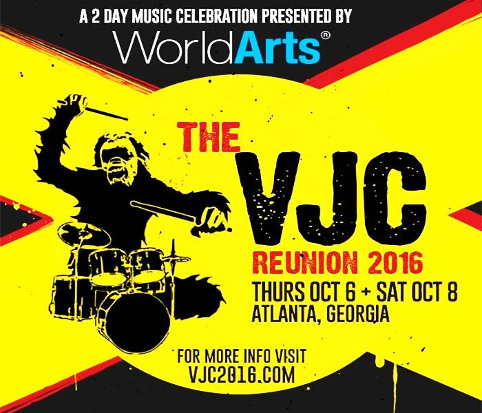 Announcing the VJC REUNION 2016, OCT 6-8 in Atlanta