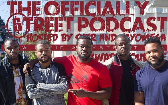 Q The Question, Trel Mack & Shawn Archer - Talk SKE Records on The Officially Street Podcast