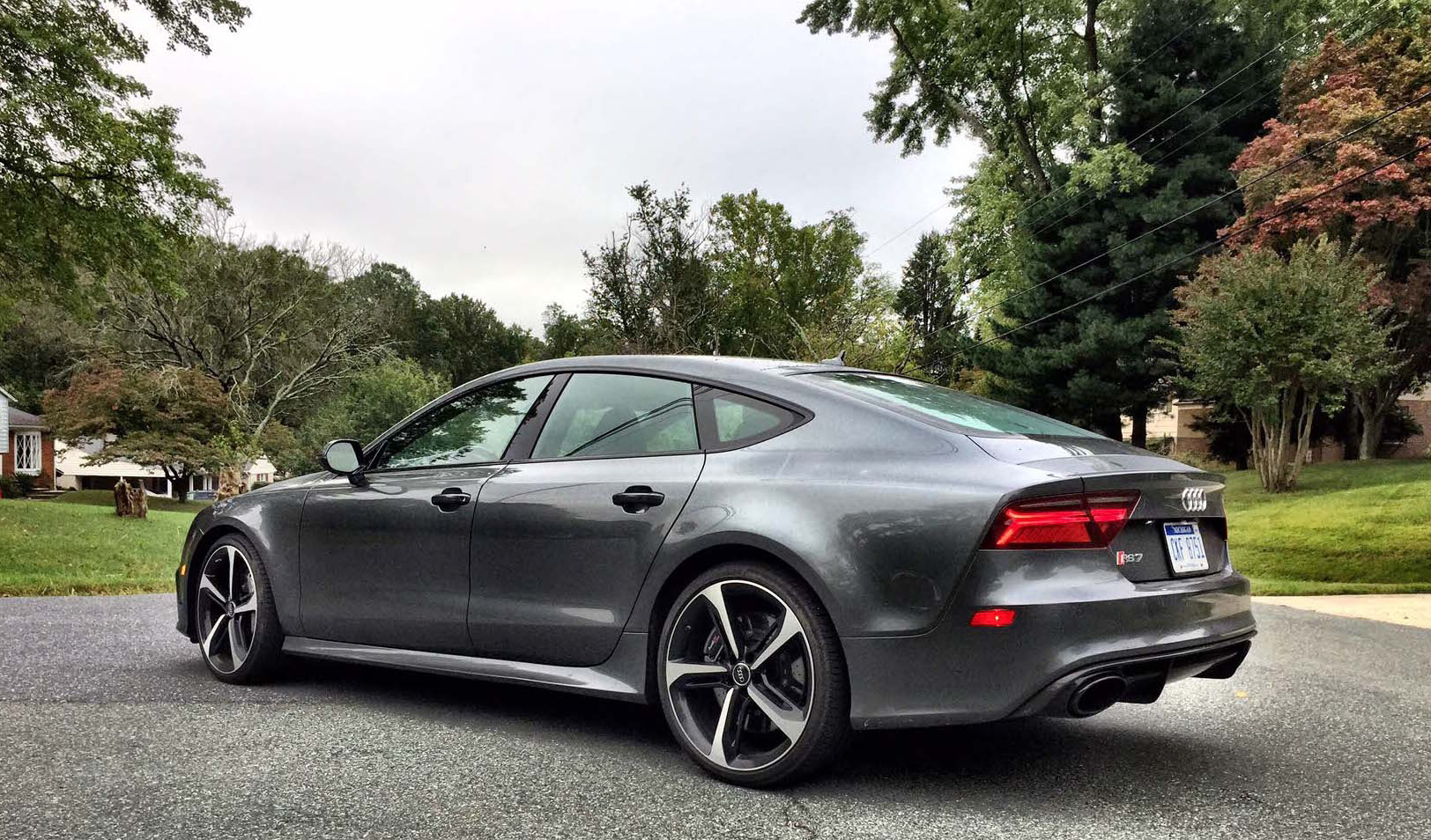 2016 Audi RS 7 Performance 4.0T quattro Tiptronic