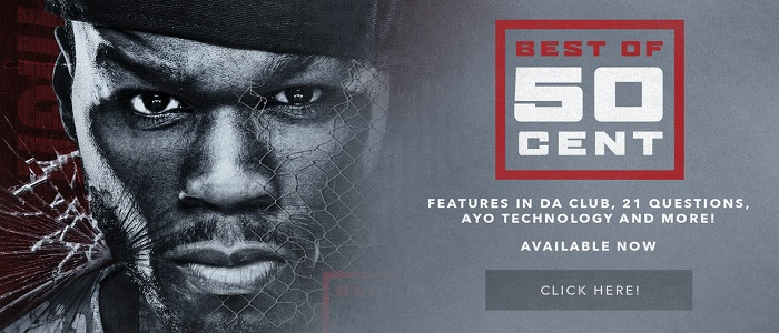 50 Cent Releases First Ever 'Best of' Compilation on Vinyl CD