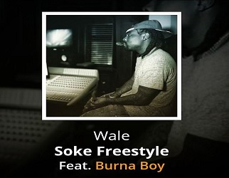 Wale - Soke Freestyle