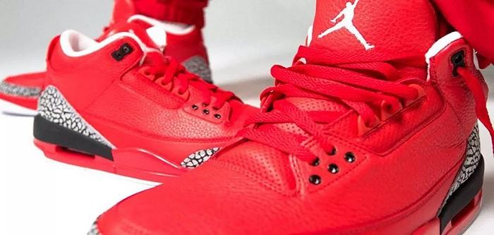 DJ Khaled x Air Jordan 3 'Grateful' First Look