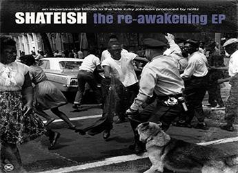Shateish - The Re-Awakening EP