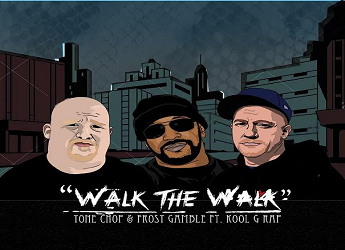 Tone Chop ft. Kool G Rap - Walk The Walk