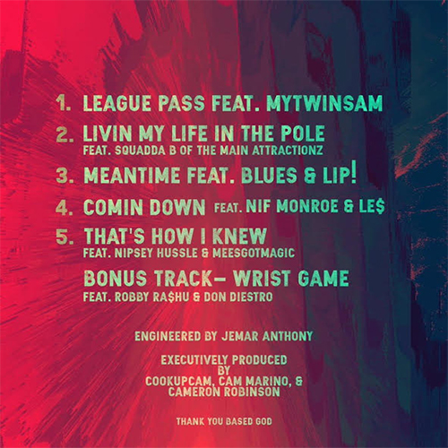 CookUp Cam - Left Wrist (EP)