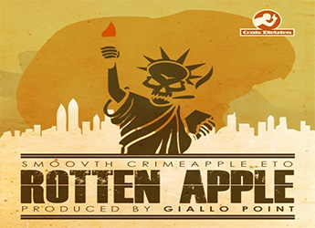 SmooVth x Giallo Point x Eto x CRIMEAPPLE - Rotten Apple