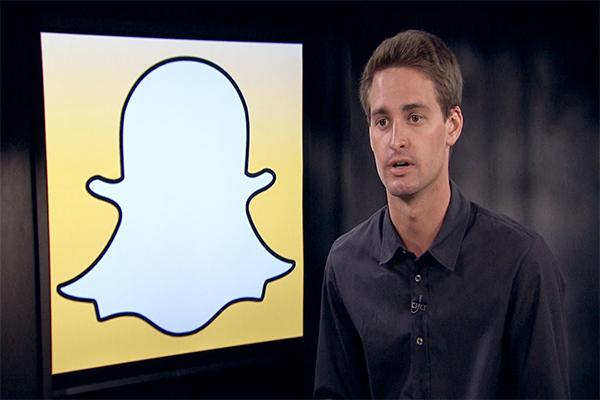 Snapchat Loses $15 Billion In Value as CEO Evan Spiegel Enjoys Vacation