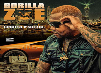 Gorilla Zoe - On Me