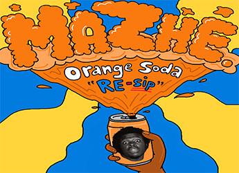 MaZhe - Orange Soda Re-Sip