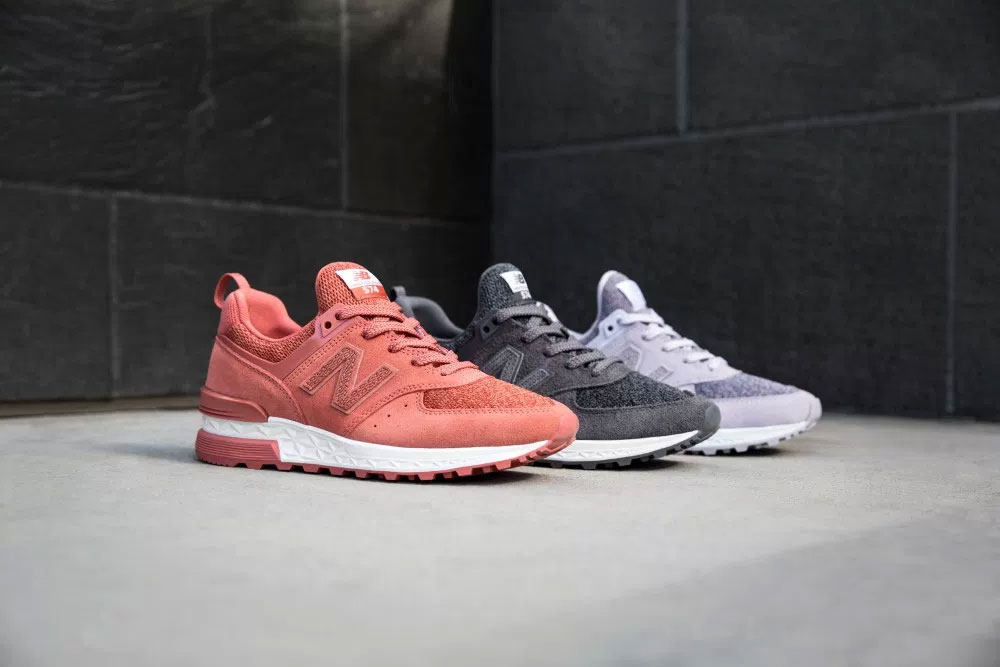 New Balance 574 Sports Arrives in New Colorways
