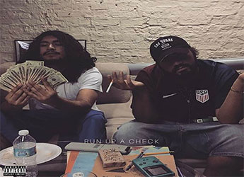 REMiRAY ft. Cris Trialz - Run Up My Check (prod. by alectobeats)