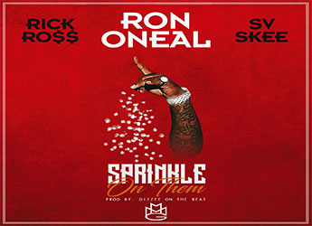 Ron Oneal ft. Rick Ross & SV Skee - Sprinkle On Them