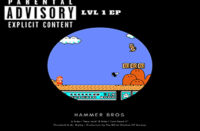 Hammer Bros - LVL 1 EP