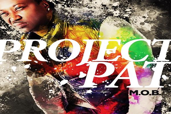 Project Pat Announces New LP, M.O.B.