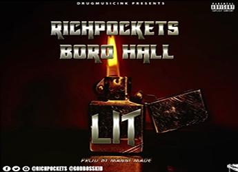 Richpockets & BORO Hall - LIT