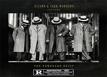 Aliano & Jakk Wonders - The Vanguard Heist (EP)