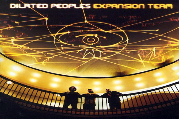 Dilated Peoples - Released 'Expansion Team' On This Date In 2001