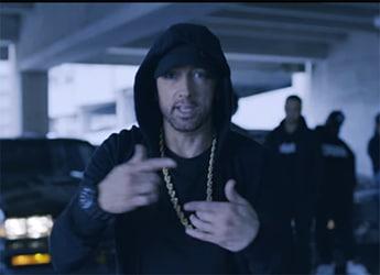 Eminem Set To Release a 'Major Anti-Trump Album' Next Month, Sources Say