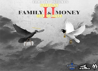 Fairplay - Family and Money 2 (City of Hate) LP