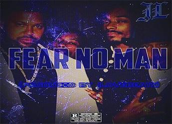 J-Love - Fear No Man