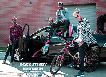 MikeyyAustin ft. Packy, James Gardin & Phourthelove - Rock Steady