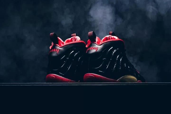 Nike Little Posite One QS 'Vamposite'
