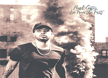 Pearl Gates - Live From The First (LP)