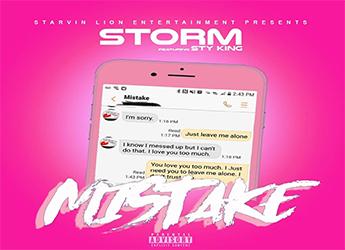 Storm ft. STY King - Mistake