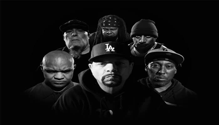 Body Count - Nominated For Grammy Award For 'Best Metal Performance'