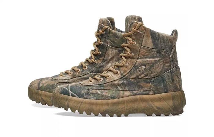 YEEZY Season 5 Military Boot 'Camo'