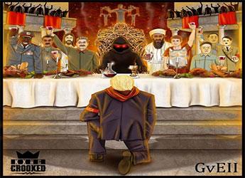 KXNG Crooked - Good Vs Evil 2: The Red Empire (Album Stream)