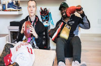 A Look at DJ Skee's Insane Sports and Hip-Hop Memorabilia Collection