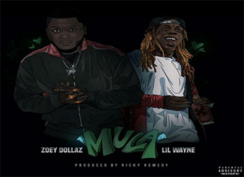 Zoey Dollaz ft. Lil Wayne - Mula (Remix)