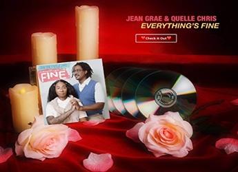 Jean Grae & Quelle Chris - Everything's Fine (LP)