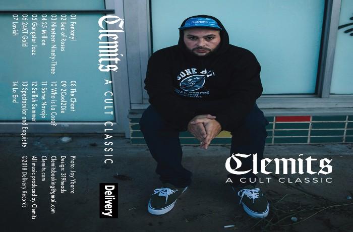 Clemits 'A Cult Classic' Drops July 24