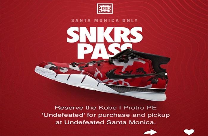 UNDEFEATED x Nike Kobe 1 Protro PEs Releasing Regionally for Mamba Day