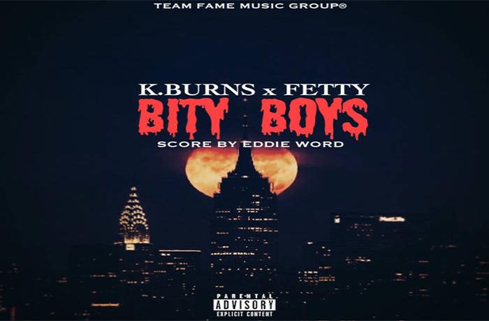 K.Burns & Fetty (Bity Boys) - Living Is Fast