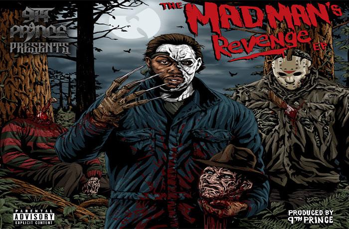 9th Prince (Killarmy/Wu-Tang) - Madman's Revenge (EP)