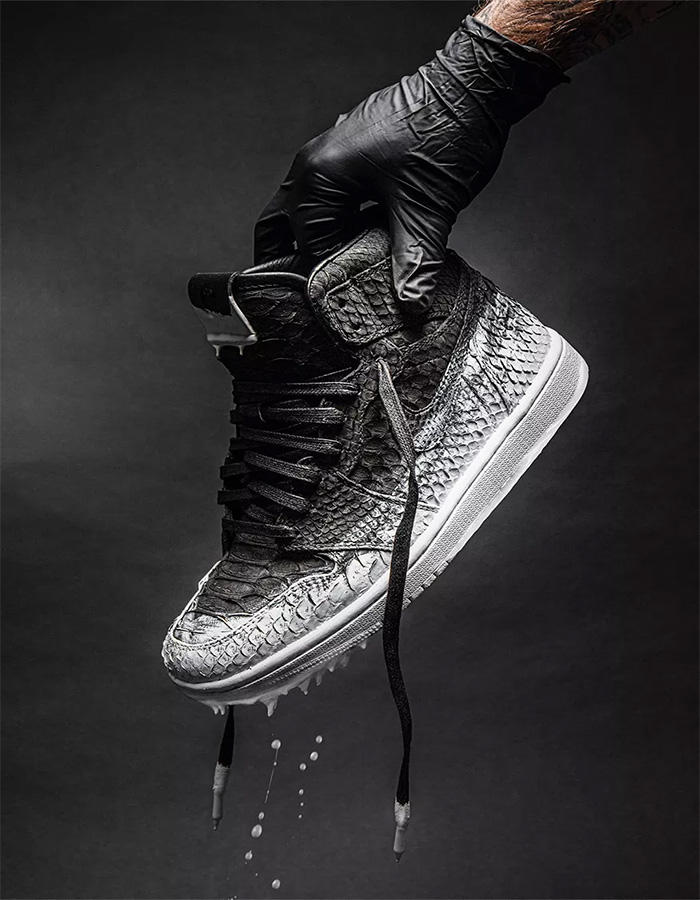 This Air Jordan 1 Drips Too Hard