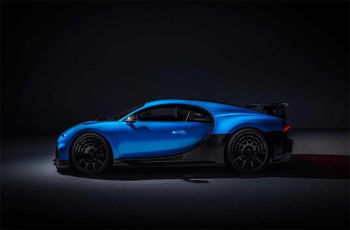 New Model Announcement Bugatti Chiron Pur Sport