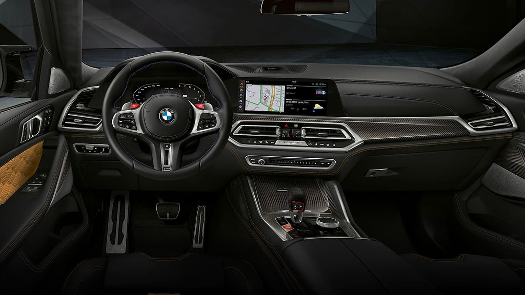 2020 BMW X6 M Competition Maximum Disruption