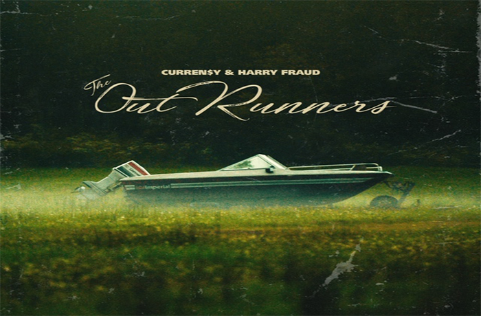 """Curren$y & Harry Fraud ft. Wiz Khalifa """"90 IROC-Z"""" & Announce New Project """"The OutRunners"""""""
