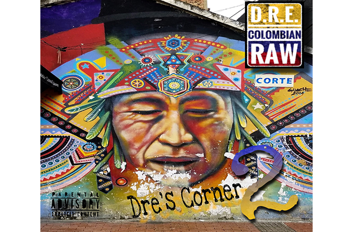 D.R.E. Colombian Raw - Just Venting